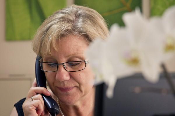 Geschäftsführerin Cornelia Zwitter Beerdigungsinstiut Janek