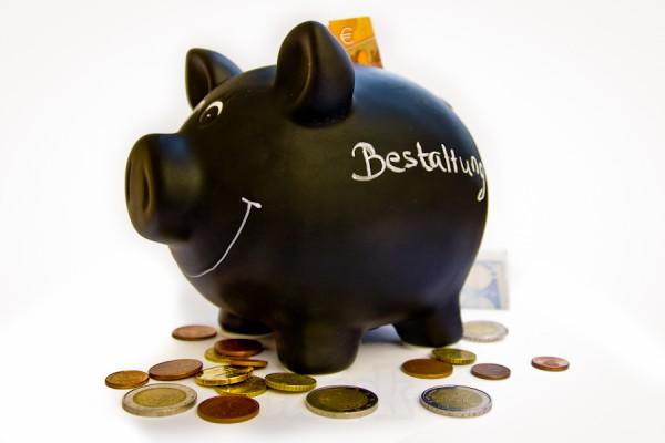 Bestattungskosten - Beerdigungskosten